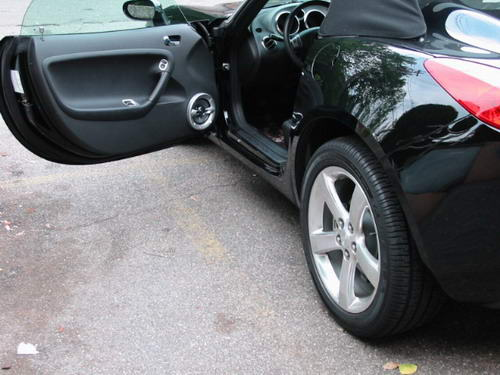 More Interior Disassembly Door Panel And E Brake Trim Pics Inside Page 3 Pontiac Solstice