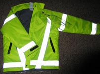 Reflective clothing ANSI 107-2004 !